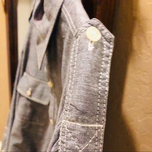 Sean John Long Sleeve Button Down Shirt